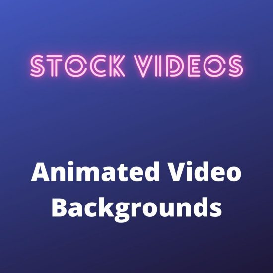 Animated Video Backgrounds