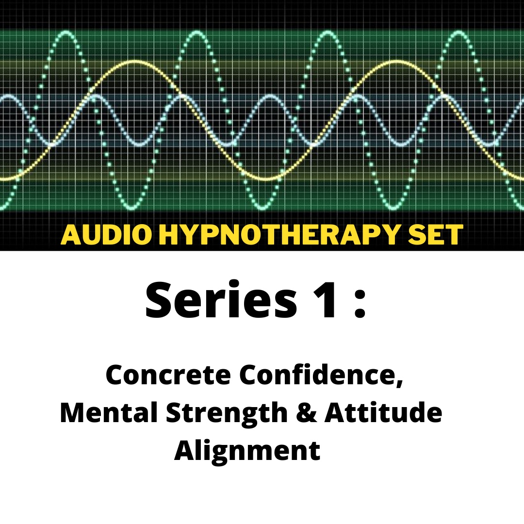 Audio Hypnotherapy Series 1