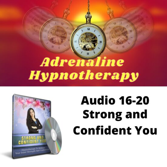 Audio 16-20. Strong and Confident You