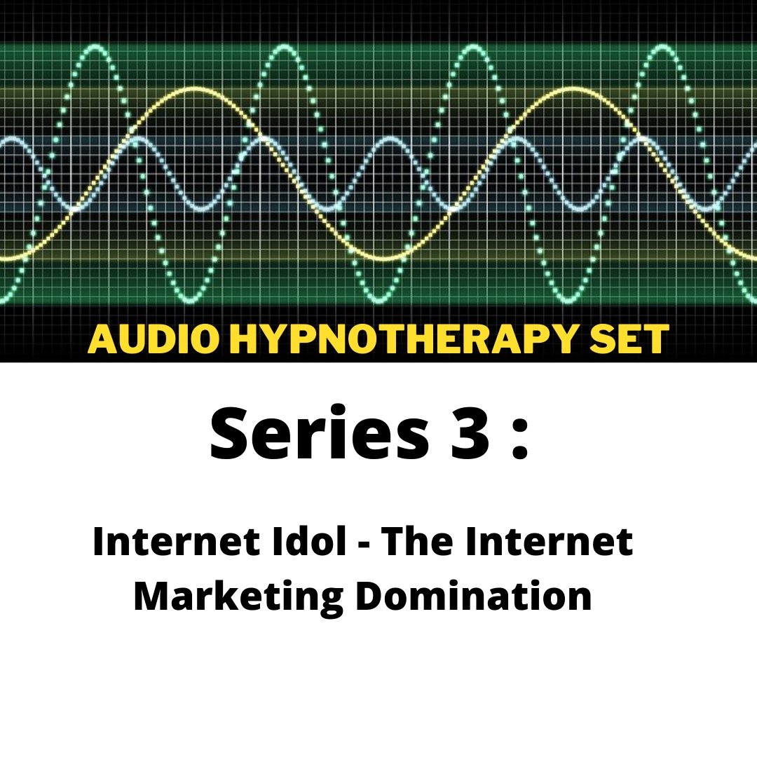 Audio Hypnotherapy Series 3