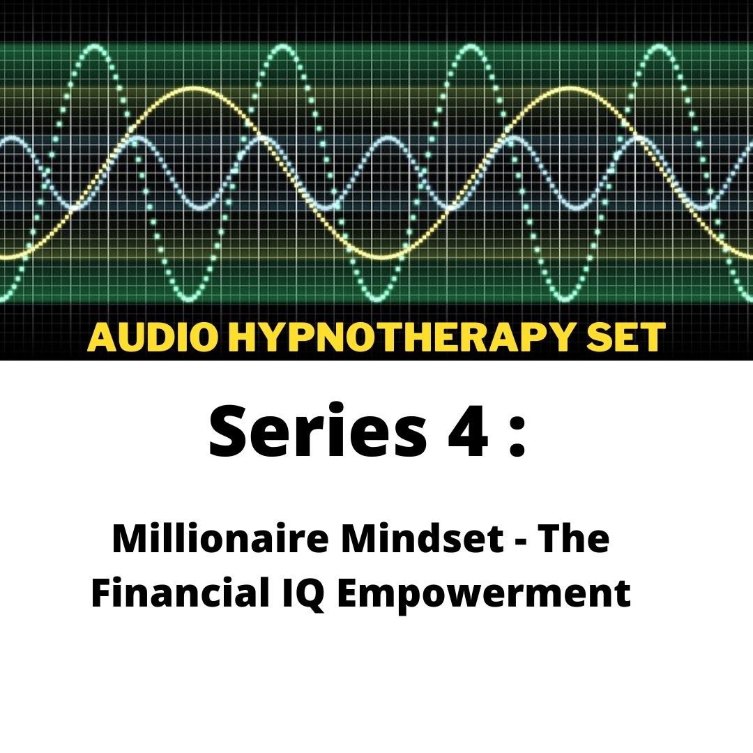 Audio Hypnotherapy Series 4
