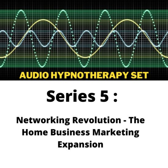 Audio Hypnotherapy Series 5