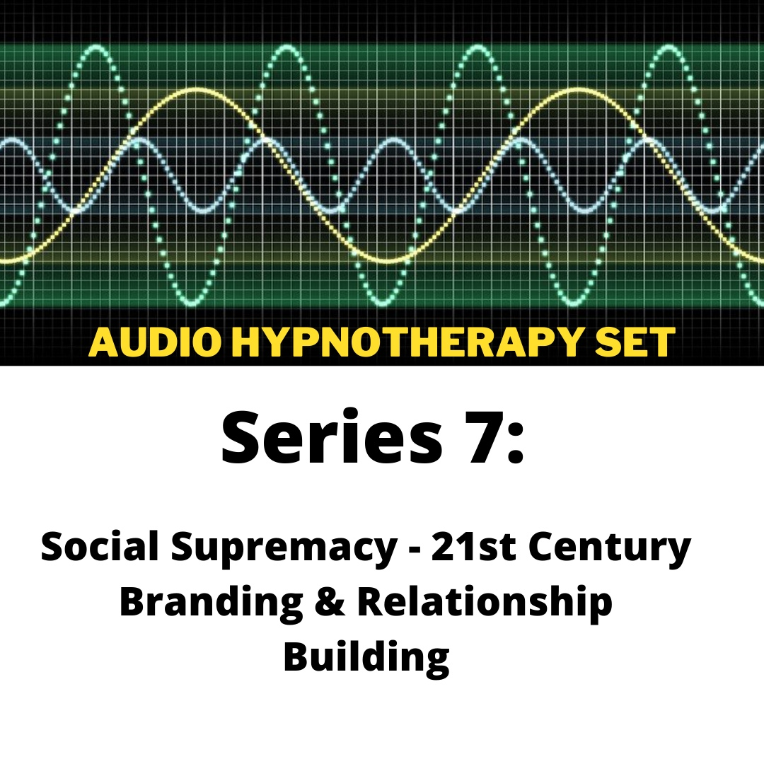 Audio Hypnotherapy Series 7