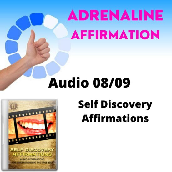 Audio 08/09. Self Discovery Affirmations