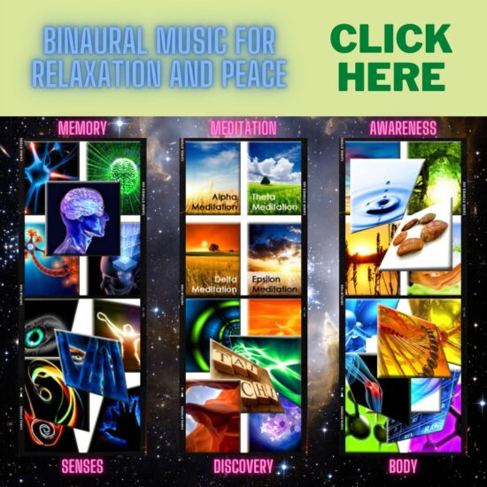 Binaural Music for Relaxation and Peace