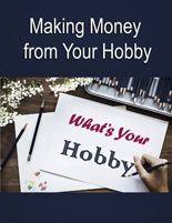 Making Money from Your Hobby
