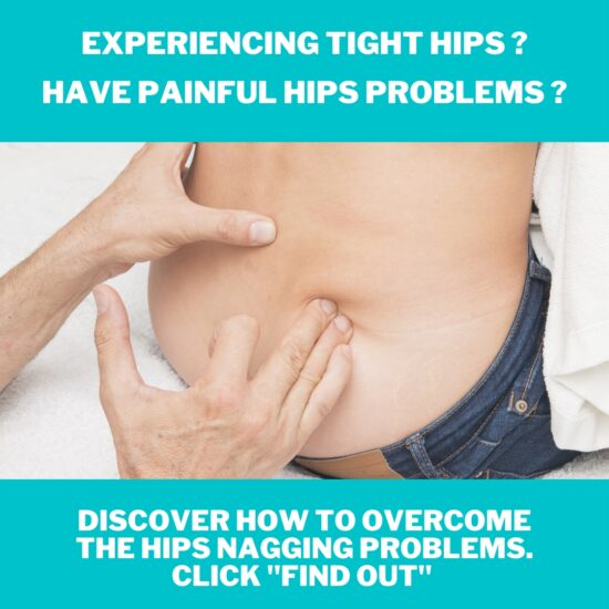 Tight Hips and Painful Hips Solution